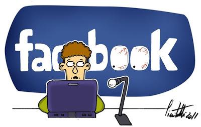 Cách tạo icon facebook trên desktop