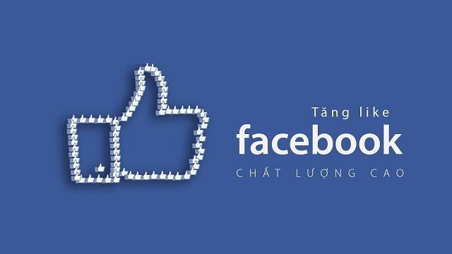 tăng like facebook cá nhân