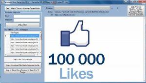 cách hack like trên facebook