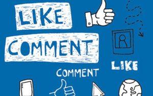 câu like facebook